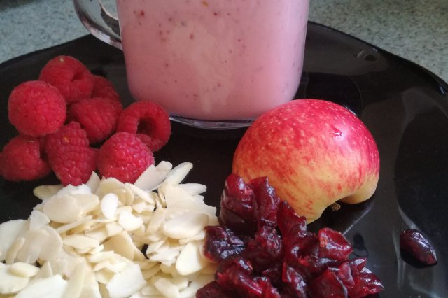 Red Fruits Smoothie
