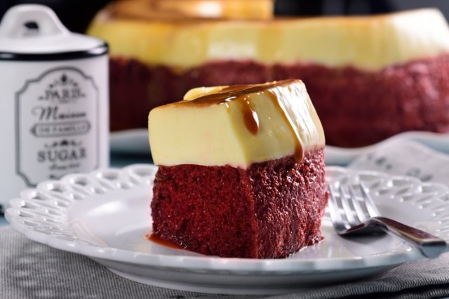 Pastel Imposible Red Velvet