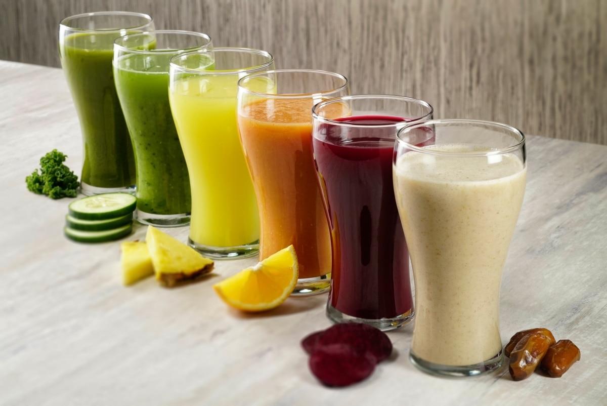 recetas de jugos saludables y nutritivos pdf