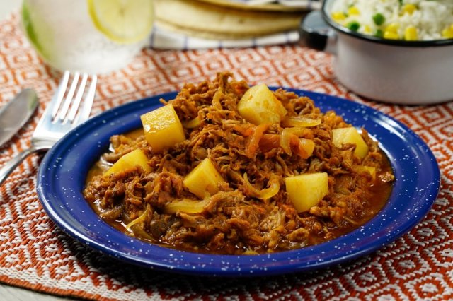 Shredded Meat Chipotle