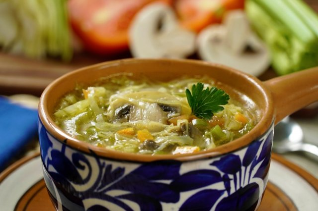 Cabbage Soup for Diet