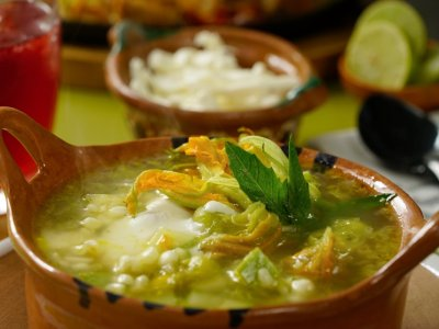 Soup of the Milpa