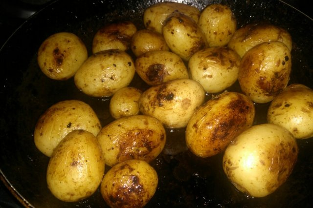 Potatoes Botaneras