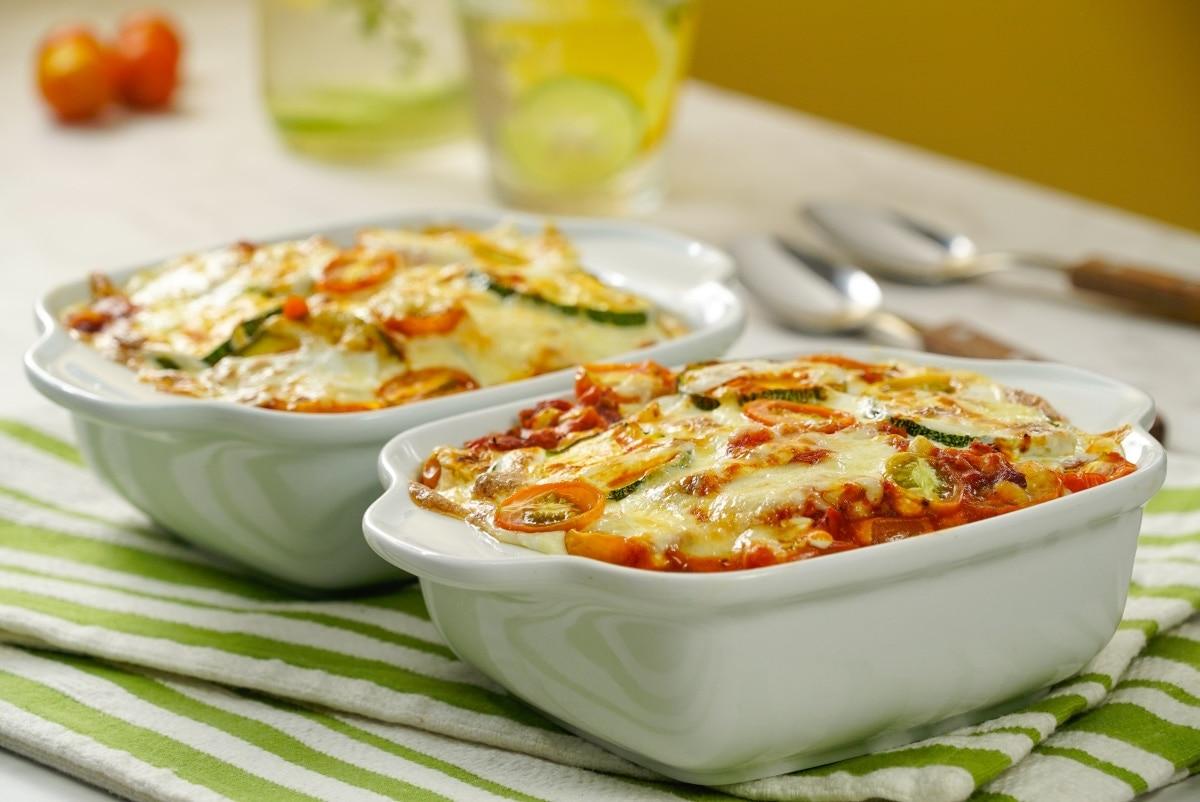 recetas con calabacitas italiana faciles