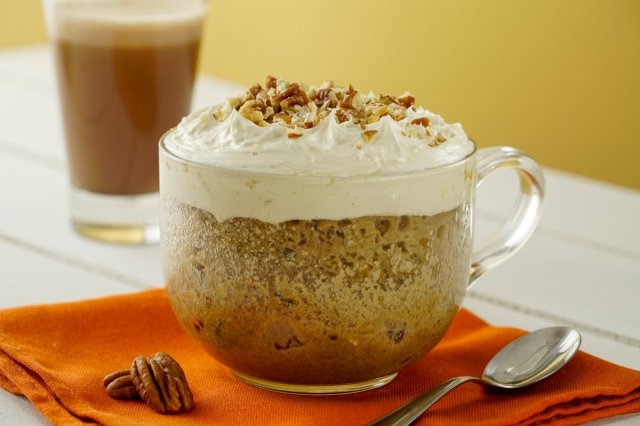 Carrot Cake in Cup
