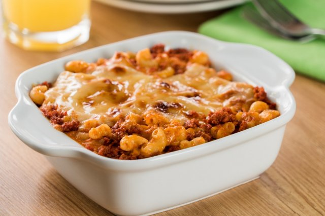 Mac & Cheese with Chorizo