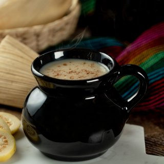 Atole of Guava and Rice