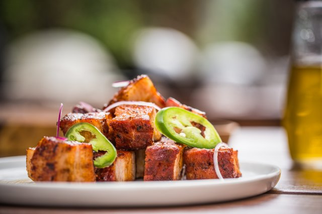 Pork Belly Cubes