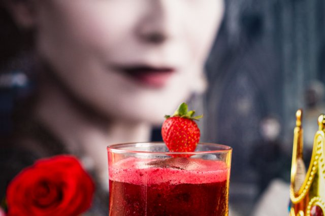 Strawberry and Beet Juice