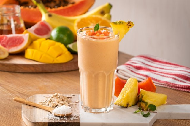 Smoothie to Improve Digestion