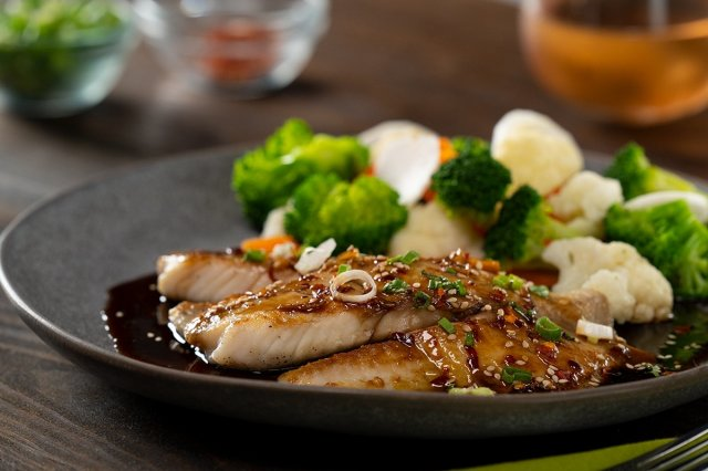 Teriyaki Fish
