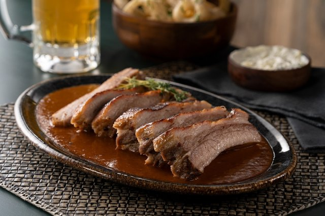 Pork Ribs with Beer