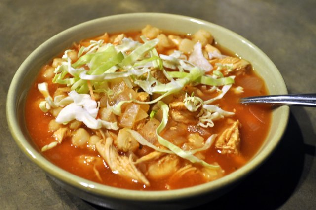 Mexican Red Pozole