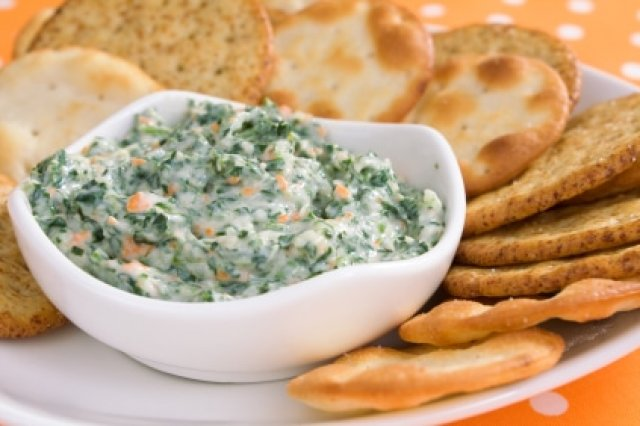 Light Vegetable Dip