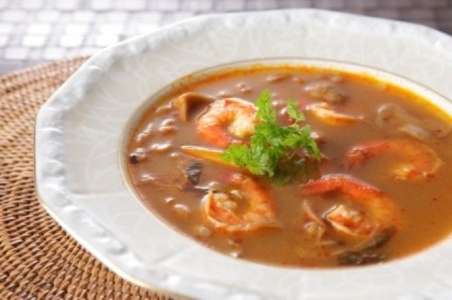 Dried Shrimp Soup