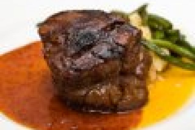 Filet Mignon with Salsa de Jerez