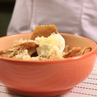 How to make Totopos for Chilaquiles