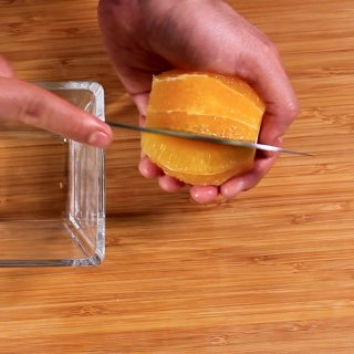 Remove the supreme3 ways to Peel an Orange