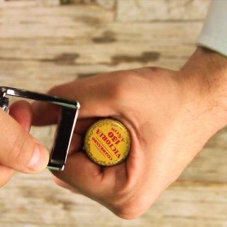 Buckle6 Ways to open a Beer without Opener