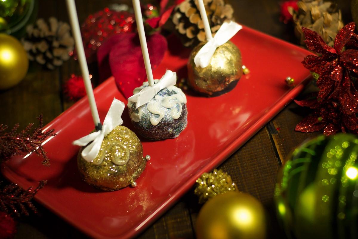 Cómo Hacer Esferas De Popcakes