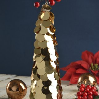 Christmas treeHow to make a Golden Tree