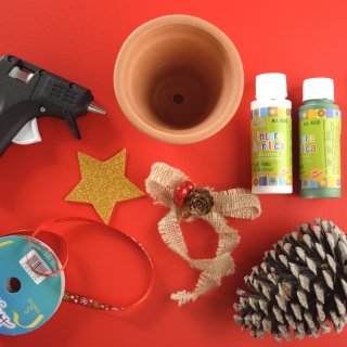 Christmas decorationHow to make your own Christmas Tree