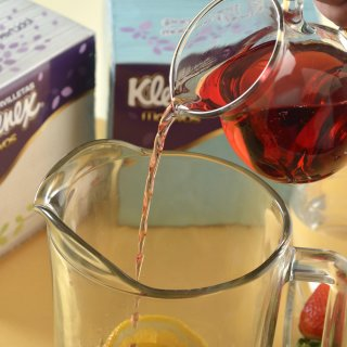 red summer roseHow to make Pink Summer Tinto