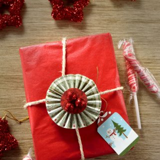 GiftsHow to wrap gifts with little money
