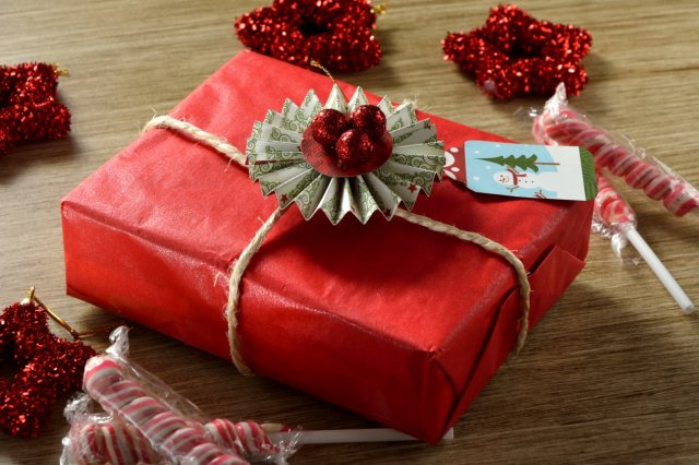 Recipe of How to wrap gifts with little money