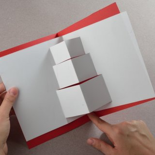 How to make 3D Christmas Cards