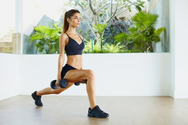 Recipe of Exercises for Legs and Pompis