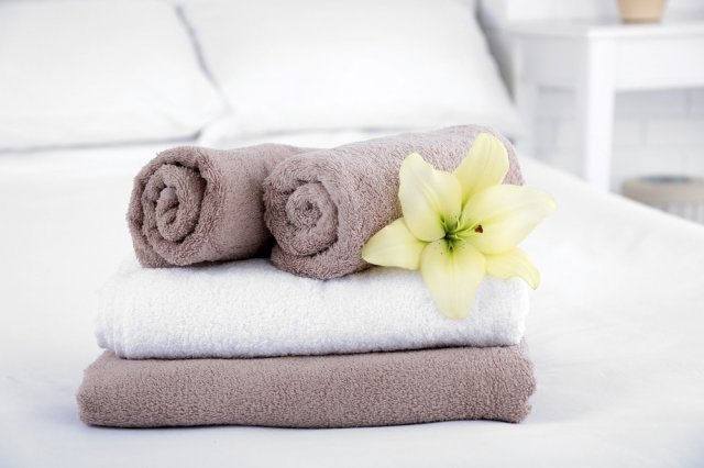 Recipe of Renew your old towels