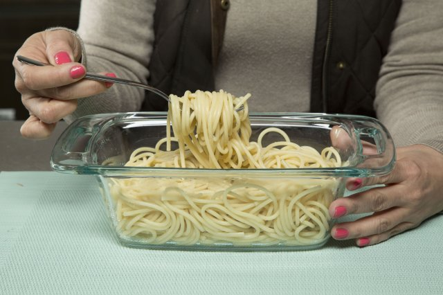 Recipe of How to make spaghetti