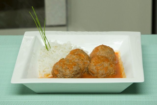 Recipe of How to make meatballs