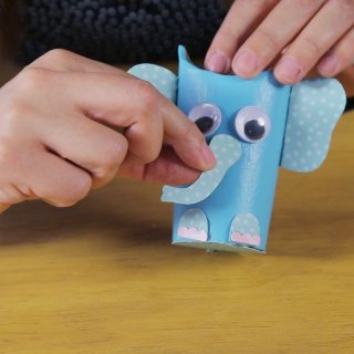 How to make a paper elephantHow to make a paper elephant
