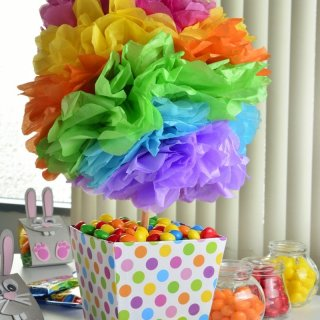 How to make a centerpiece for a birthdayHow to make a centerpiece for a birthday
