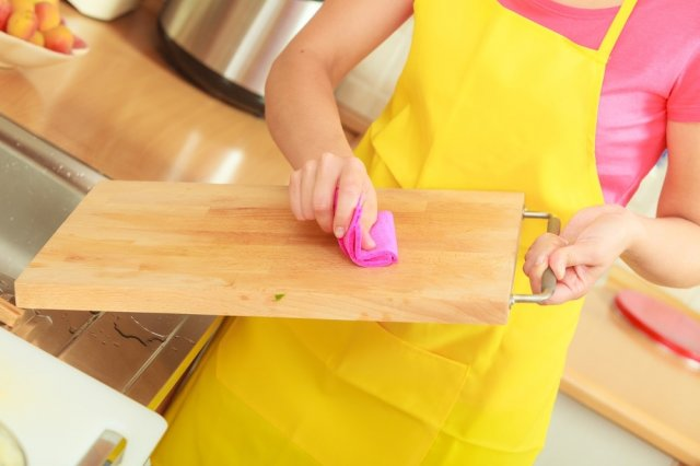 Recipe of How to Fix the Cutting Board