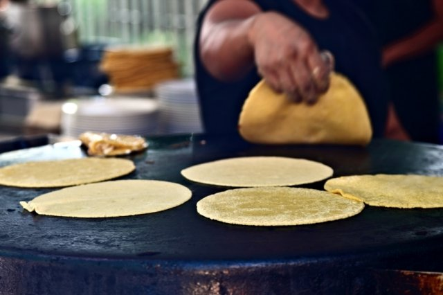 Recipe of How to make tortillas