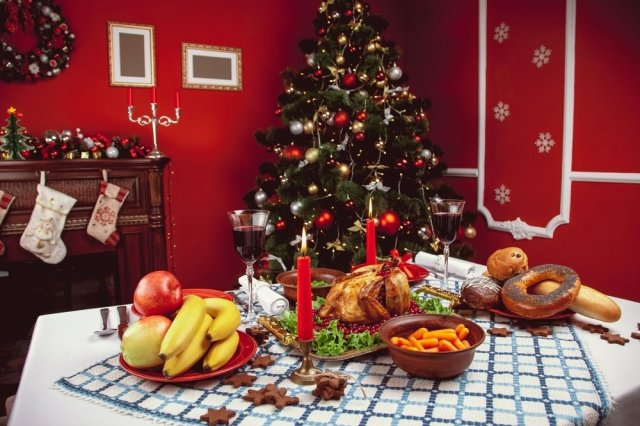 Recipe of How to organize your super list for Christmas dinner