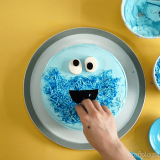 Cookie Monster Gelapastel