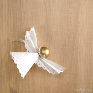 How to make paper angels for christeningPaper Angels