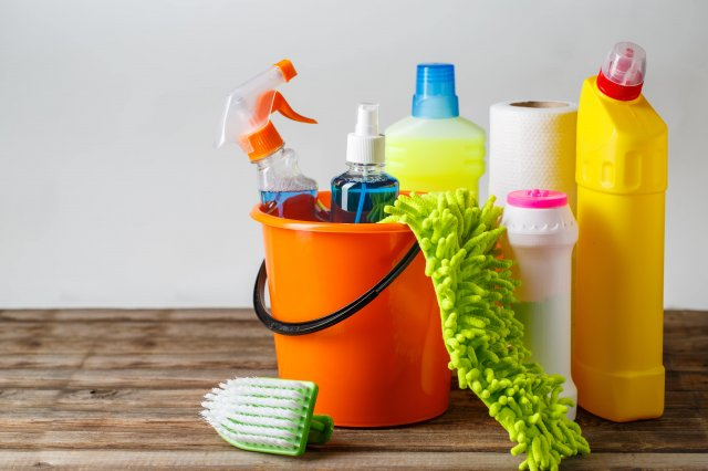 Recipe of 7 alternatives to disinfect the home