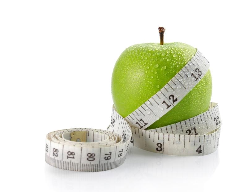 la dieta de la manzana sirve para bajar de peso