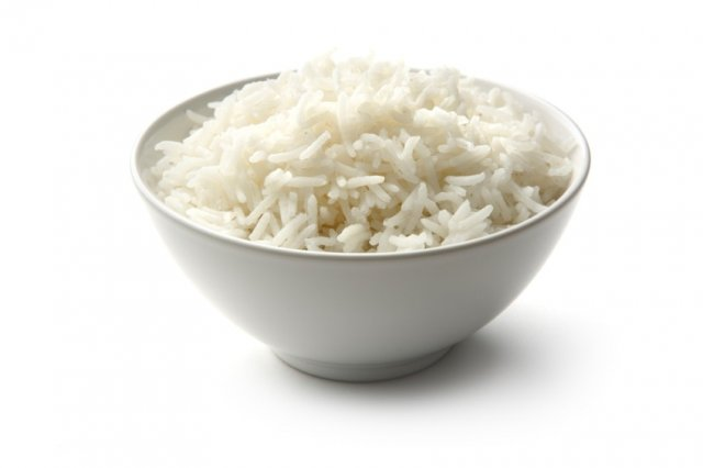 Recipe of How to lose 2 kilos in a week: The Rice Diet