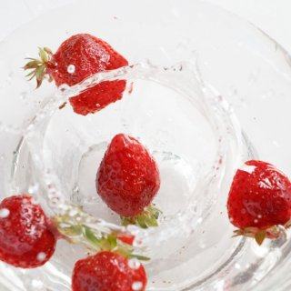 Disinfect strawberries easilyHow to disinfect strawberries