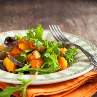 Ensalada de calabaza5 guarniciones para Thanksgiving