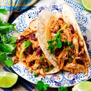 6 easy recipes with shredded chicken