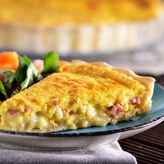 5 French quiches