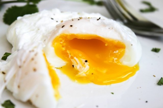 Recipe of How to make poached eggs