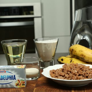 How to make male banana pancakes